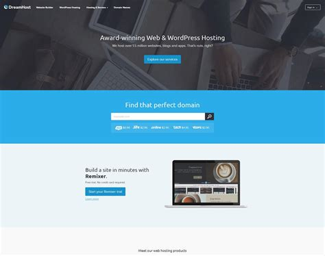 the best website for 14 best web hosting for a personal website 2019 colorlib