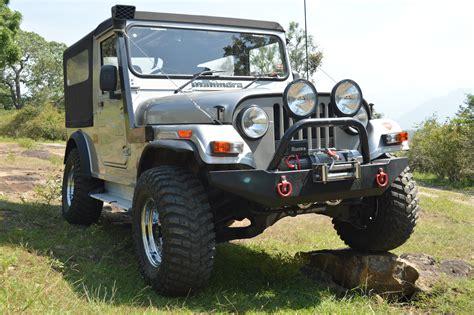 thar jeep mahindra thar modified jeep www imgkid com the image