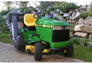 John Deere Lx172  Lx173  Lx176 Law Tractors Service Repair Manual