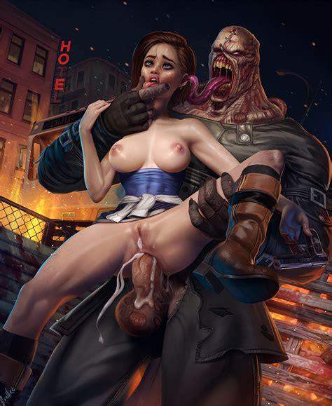 Rule 34 Anal Anal Penetration Anal Sex Bad End Capcom