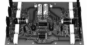 Audio Kit  120w Mosfet Power Amplifier With Lm4702 Driver Chip