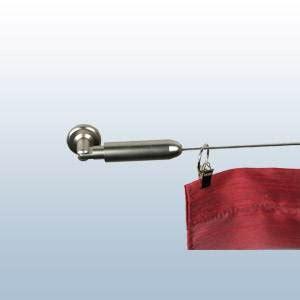 c 226 bles en acier pour rideaux remplacez votre tringle 224 rideaux par un c 226 ble