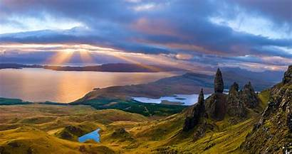 Desktop Backgrounds Scottish Scotland Mountains Computer Wallpapers