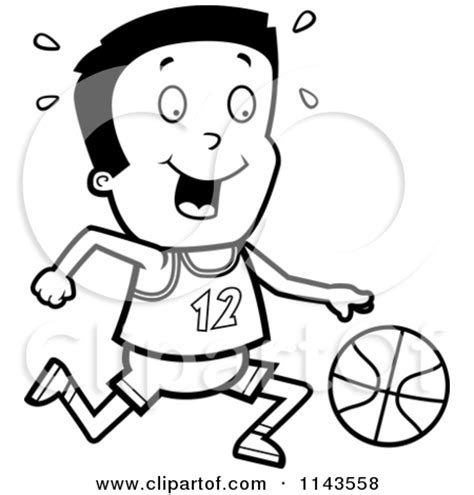 boys basketball clipart black and white basketball hoop clipart black and white clipart panda