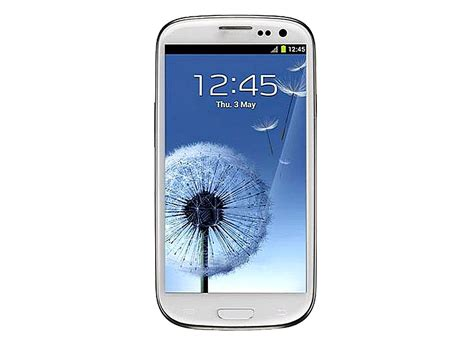 refurbished samsung galaxy siii android touch screen unlock cell phone white i9300 16gb 4 8 quot 4 0