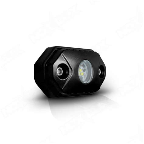 aurora 2 quot mini led rock crawl light nox lux