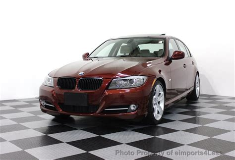 2011 Bmw 335i Sedan by 2011 Used Bmw 3 Series Certified 335i Performance Edition