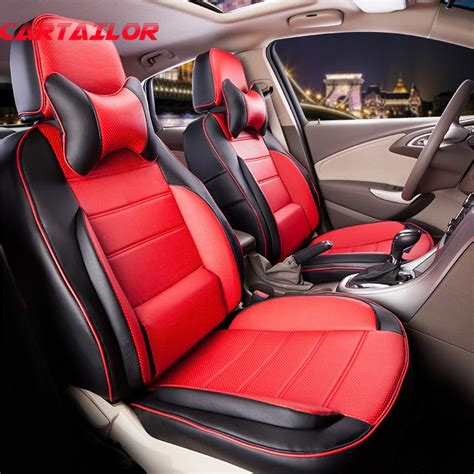 cartailor customized car seat cover pu leather  volvo
