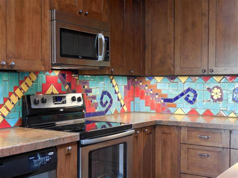 mosaic tiles kitchen backsplash ceramic tile backsplashes pictures ideas tips from 7872
