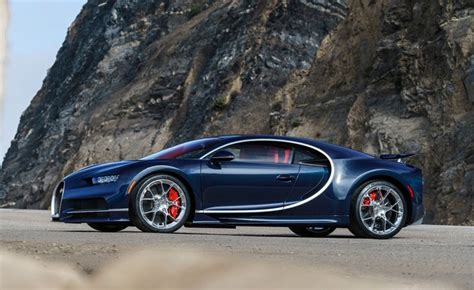 Bugatti Up by Bugatti Could Speed Up Chiron Production Even More