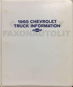Wiring Diagram For 1965 Chevrolet C20