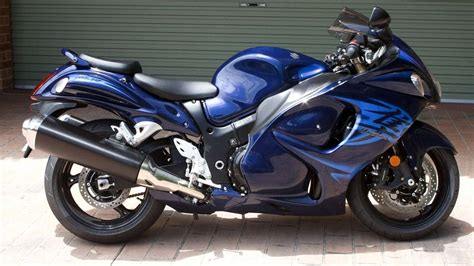 Suzuki Hayabusa Bike Wallpapers