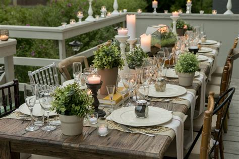 dinner table decorations for dinner parties table setting ideas for any occasion