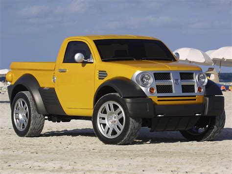 Dodge Small Truck by Dodge M80 Concept 2002 Concept Cars