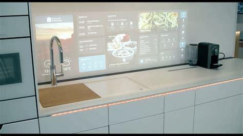 Das Ist Die Kueche Der Zukunft by Smart Home Die K 252 Che Der Zukunft