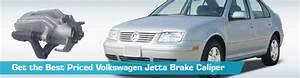 Vw Volkswagen Jetta Brake Caliper - Brake Calipers