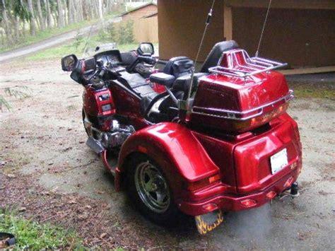 1996 Honda Goldwing Trike For Sale From Ladysmith British