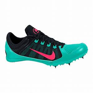Womens Nike Zoom Rival MD 7 Track and Field Shoe at Road ...