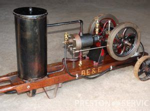 miniature stationary engines steam plants archives
