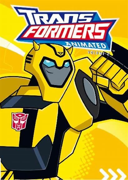 Transformers Animated Volume Vol Digital Magazine Read