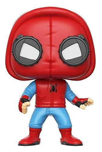 funko pop marvel spider man homecoming spider man hecho