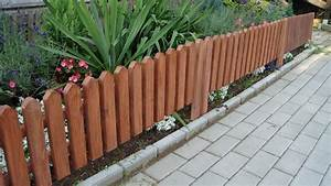 Barriere Pour Jardin : petite barriere jardin delimiter terrain accueil design et mobilier ~ Preciouscoupons.com Idées de Décoration