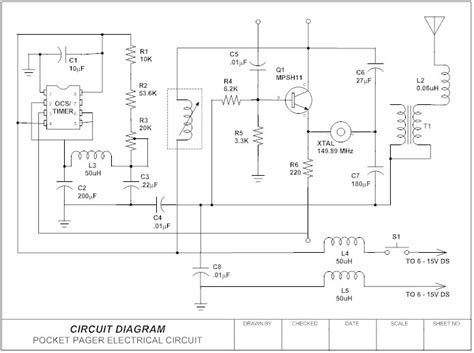 Circuit Diagram Learn Everything About Diagrams