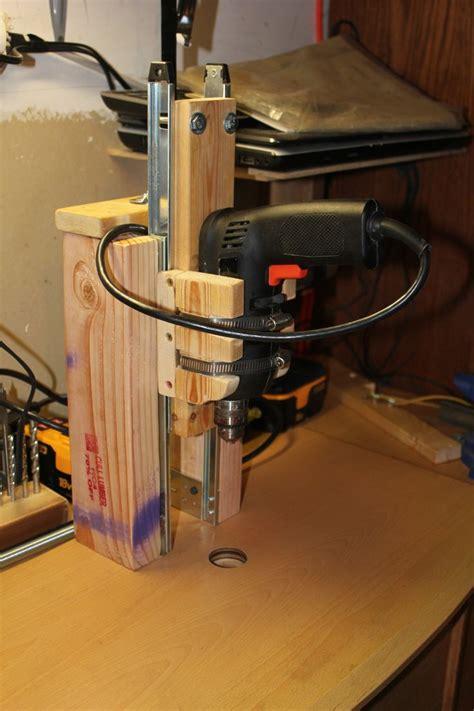 homemade drill press st design homemade drill press