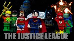 LEGO Justice League Gods Among Men Trailer - YouTube