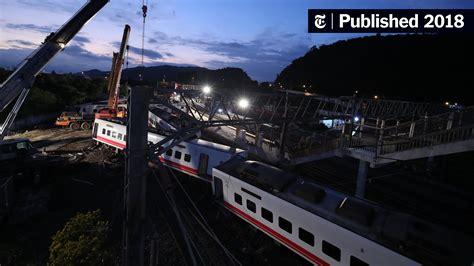 Taiwan Seeks Cause Of Its Worst Rail Crash In Decades