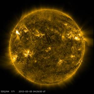 NASA Solar Flare Photos 2010-2012   Public Intelligence