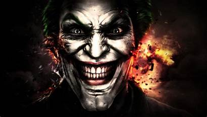 Wallpapers Scary Joker Face Clown Evil Horror