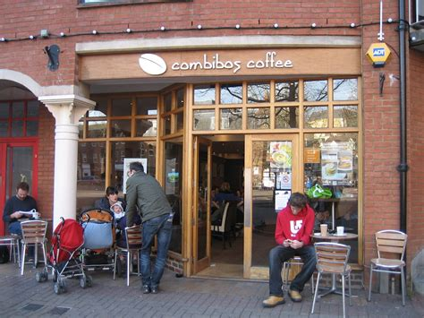 A long, clean aftertaste continues to remind us of the care that went into the making of this coffee. Combibos Coffee | Coffee shop on Gloucester Green | Janet McKnight | Flickr