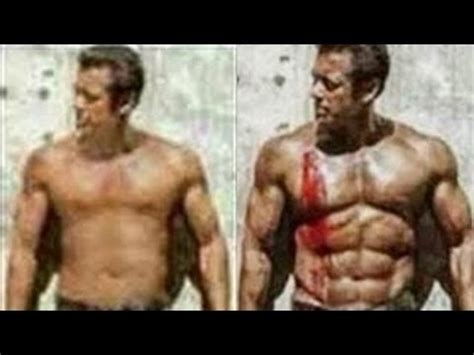 salman khans  pack abs fake filmi dhamaal latest