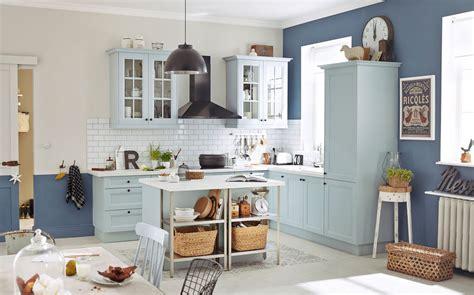 decoration cuisine meuble gris