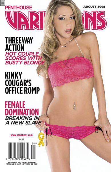 penthouse variations    magazines