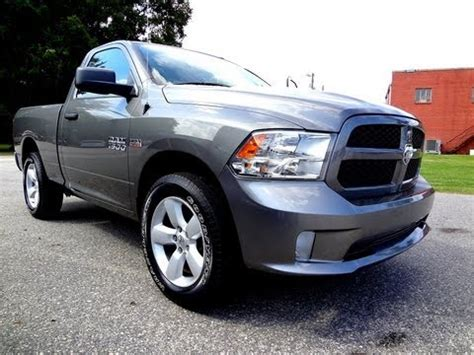 2013 RAM 1500 TRADESMAN/EXPRESS REGULAR CAB   YouTube