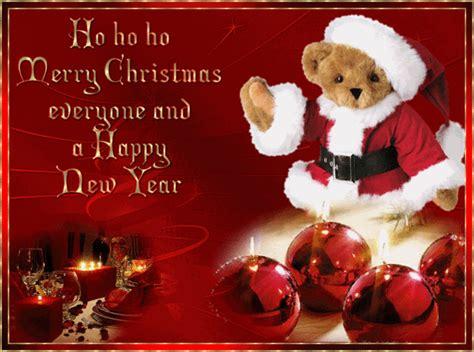 ho ho ho merry christmas    happy  year