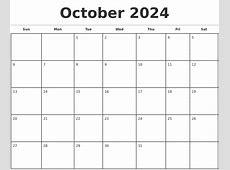 August 2024 Print Free Calendar