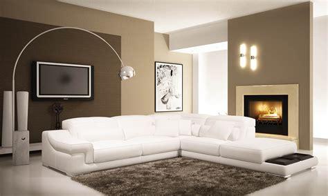 canap d angle en cuir deco in canape d angle en cuir blanc grissom
