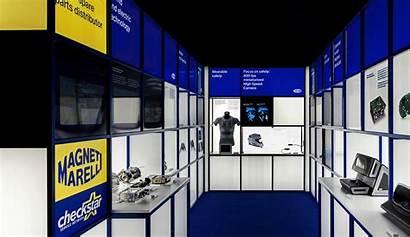 Exhibits Environments Leftloft Magneti Marelli Interactive F1