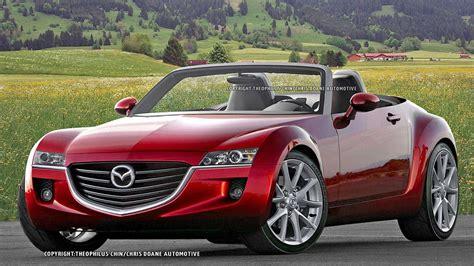 2014 Mazda Mx-5 Miata And Alfa Romeo Spyder First