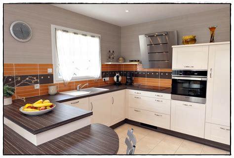 exemple de cuisine moderne modele cuisine moderne idées de décoration à la maison