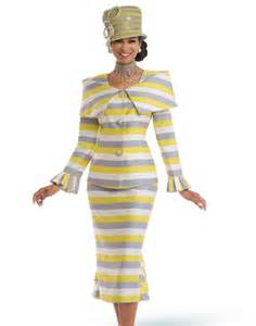 Women Church Suit Dresses and Hats
