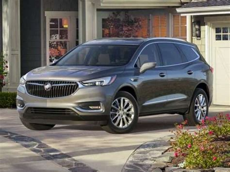 2018 Buick Enclave Models, Trims, Information, And Details