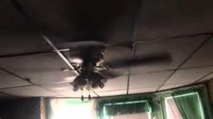 Quot catalina lighting hugger ceiling fan broken blade