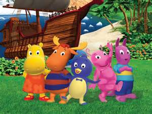 The Backyardigans TV Show Cast