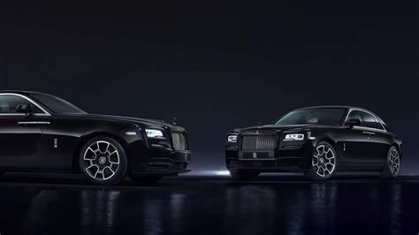 rolls royce wraith black badge rolls royce ghost wraith black badge 2016 wallpaper hd