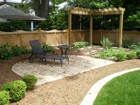 backyard landscape ideas  backyard oasis  created
