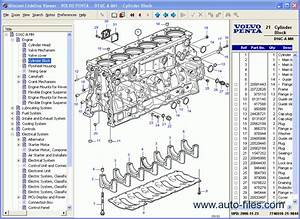 Volvo Penta 2010  Spare Parts Catalogs Download Electronic